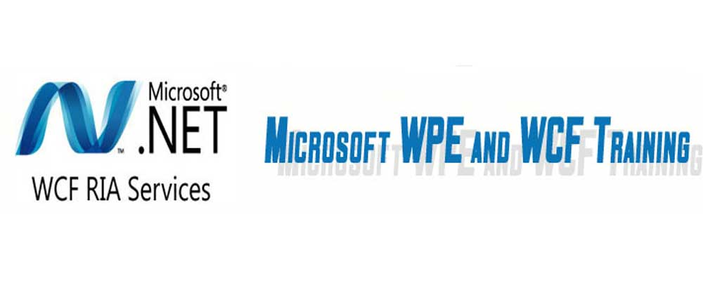 WCF and WPF Training in College To Corporate